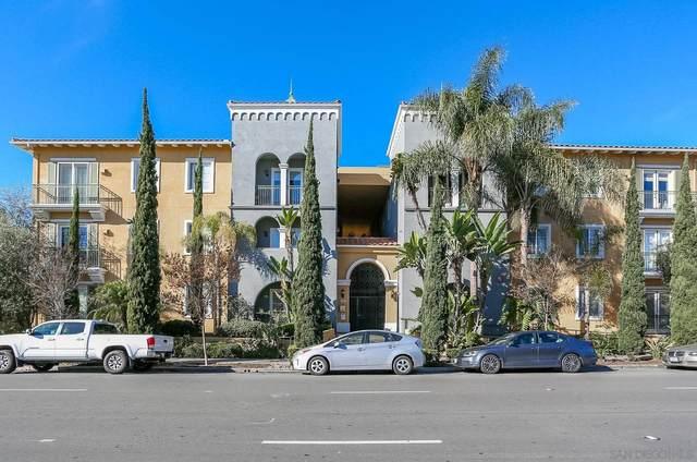 4080 Front St #106, San Diego, CA 92103 (#210000800) :: Dannecker & Associates