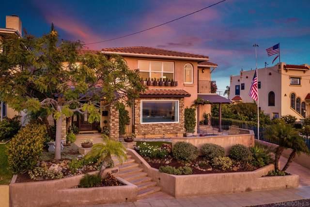 3619 Lark St, San Diego, CA 92103 (#210000805) :: Neuman & Neuman Real Estate Inc.