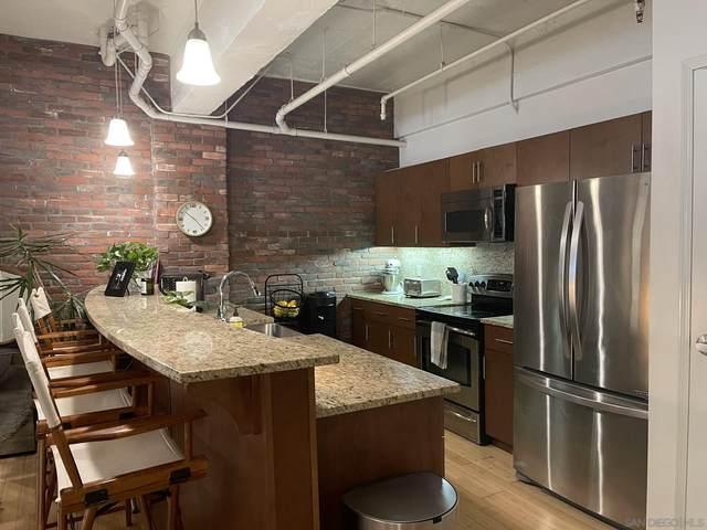 950 6Th Ave #211, San Diego, CA 92101 (#210000820) :: Dannecker & Associates
