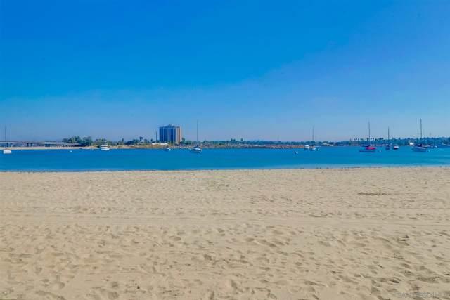 2868 Bayside Walk A, San Diego, CA 92109 (#210000864) :: Yarbrough Group