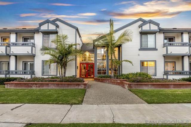 3950 Cleveland Ave #111, San Diego, CA 92103 (#210000888) :: SD Luxe Group