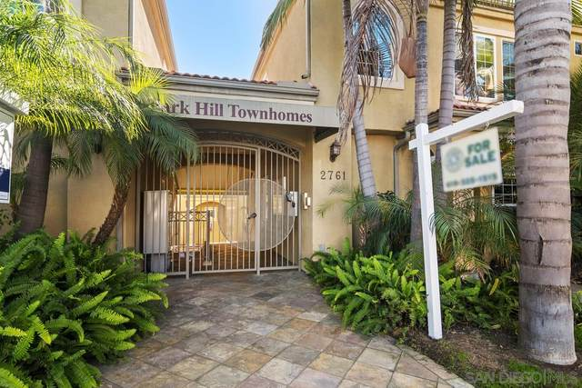 2761 A St. #401, San Diego, CA 92102 (#210000932) :: PURE Real Estate Group
