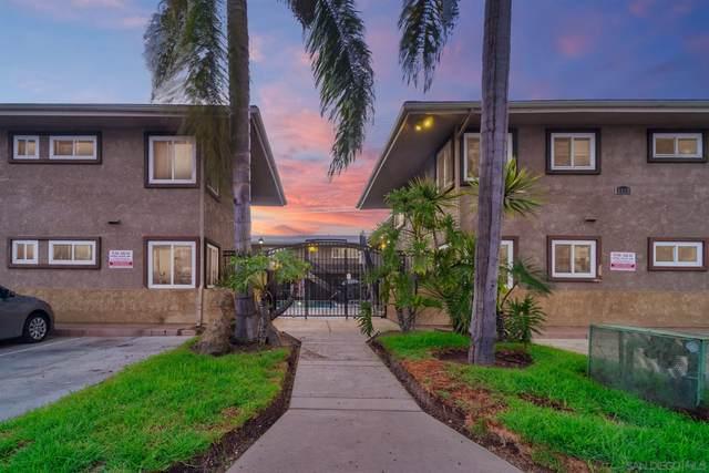 4120 Kansas St #17, San Diego, CA 92104 (#210000948) :: Neuman & Neuman Real Estate Inc.