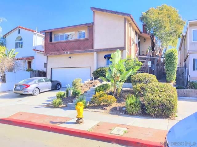 4141 Alabama St #1, San Diego, CA 92104 (#210000976) :: Neuman & Neuman Real Estate Inc.