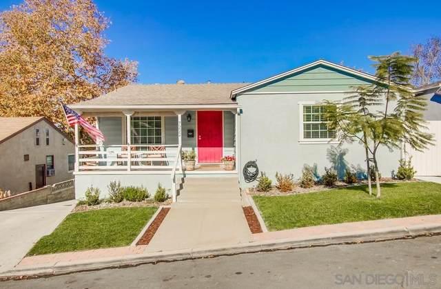 7222 Princeton Ave, La Mesa, CA 91942 (#210000994) :: Dannecker & Associates