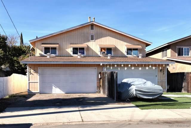 Central Ave, Spring Valley, CA 91977 (#210000995) :: Neuman & Neuman Real Estate Inc.