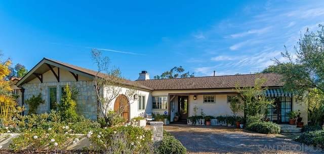 2042 Fort Stockton Drive, San Diego, CA 92103 (#210001017) :: Neuman & Neuman Real Estate Inc.