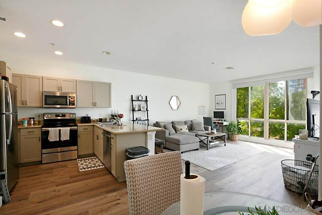 1501 Front Street #304, San Diego, CA 92101 (#210001033) :: Yarbrough Group