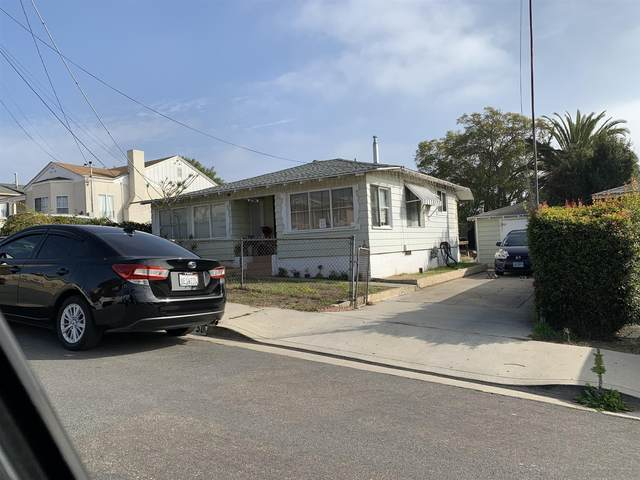 2750 Chaffee St, National City, CA 91950 (#210001058) :: Dannecker & Associates