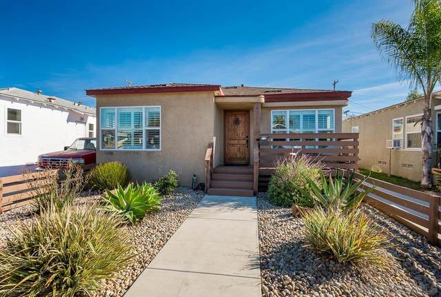 4335 33Rd Pl, San Diego, CA 92104 (#210001062) :: SD Luxe Group