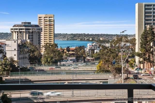 1643 6Th Ave #518, San Diego, CA 92101 (#210001066) :: Neuman & Neuman Real Estate Inc.