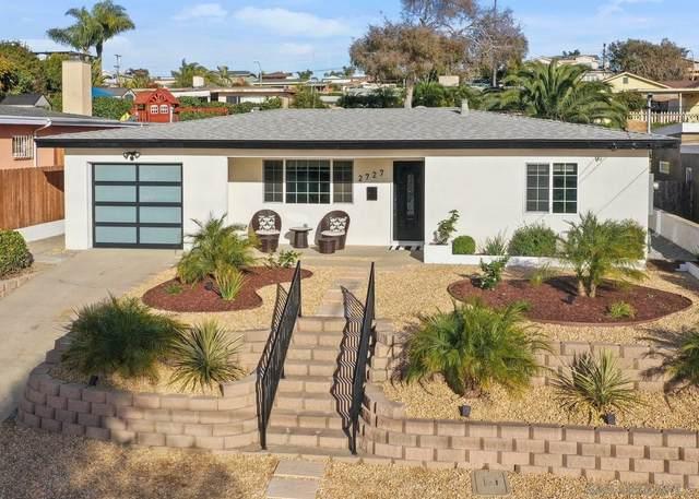 2727 Grandview St, San Diego, CA 92110 (#210001076) :: Neuman & Neuman Real Estate Inc.