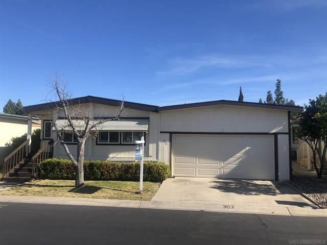 9255 N Magnolia Ave #303, Santee, CA 92071 (#210001079) :: PURE Real Estate Group