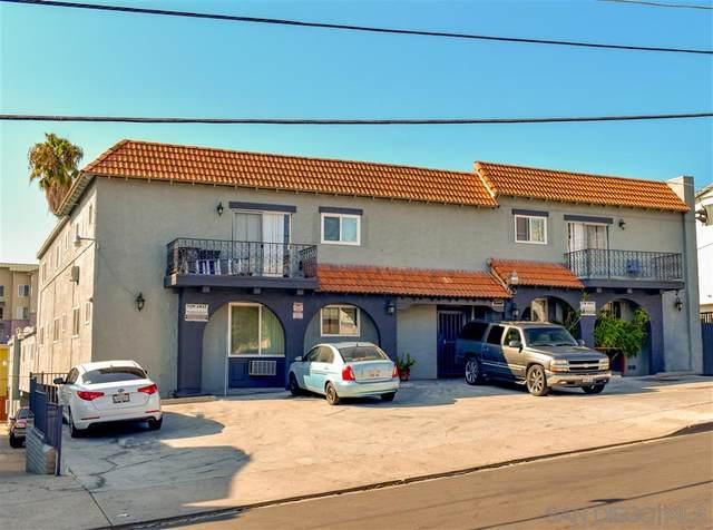 4330 53rd Street, San Diego, CA 92115 (#210001092) :: Neuman & Neuman Real Estate Inc.