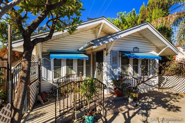 3746 10th Ave, San Diego, CA 92103 (#210001108) :: SD Luxe Group
