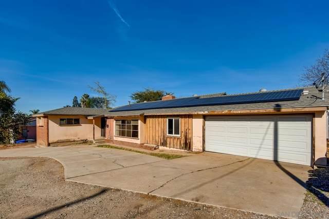 8116 Darryl St, Lemon Grove, CA 91945 (#210001128) :: Neuman & Neuman Real Estate Inc.