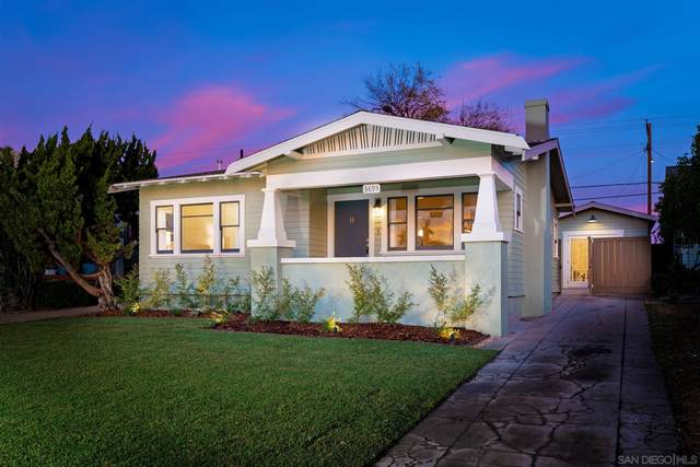 3695 Indiana Street, San Diego, CA 92103 (#210001155) :: SD Luxe Group