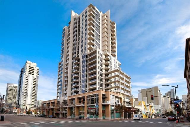 575 6th Ave #804, San Diego, CA 92101 (#210001179) :: Dannecker & Associates