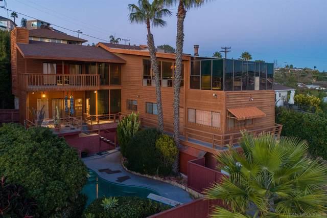 2491 Wilbur Ave, San Diego, CA 92109 (#210001181) :: Neuman & Neuman Real Estate Inc.
