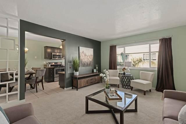 6750 Beadnell Way #21, San Diego, CA 92117 (#210001196) :: Neuman & Neuman Real Estate Inc.