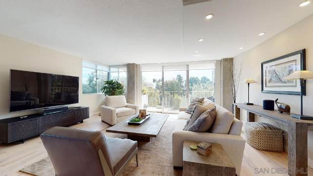 3635 7th 4A, San Diego, CA 92103 (#210001230) :: SD Luxe Group