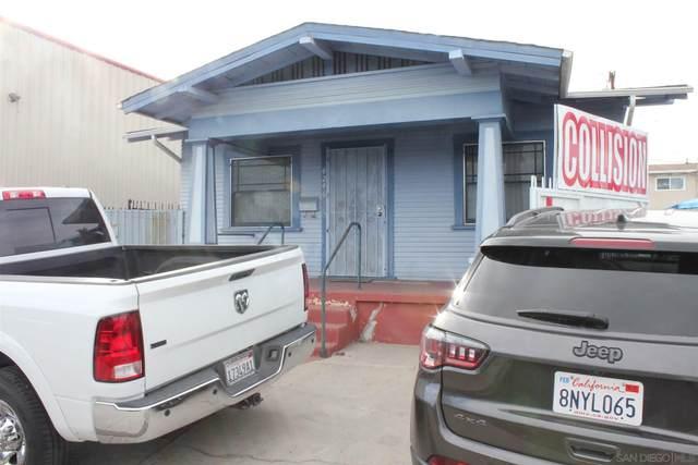 4246 40Th St, San Diego, CA 92105 (#210001231) :: Neuman & Neuman Real Estate Inc.