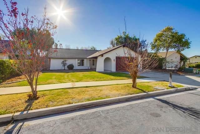 1712 Woodbridge Rd, Escondido, CA 92026 (#210001240) :: Neuman & Neuman Real Estate Inc.