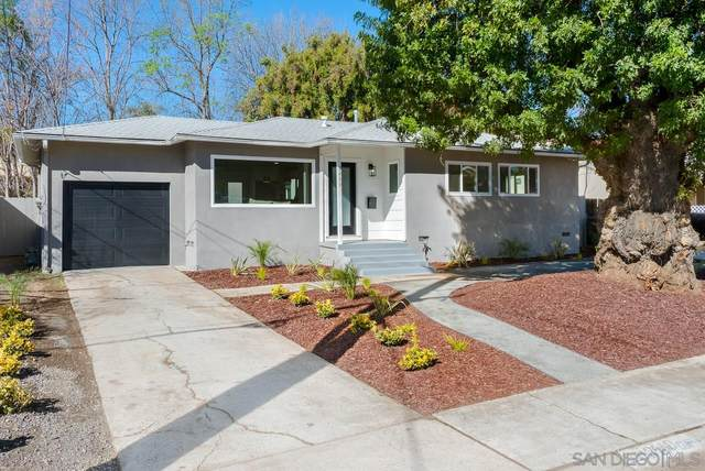 3460 Trophy Dr, La Mesa, CA 91941 (#210001264) :: Yarbrough Group