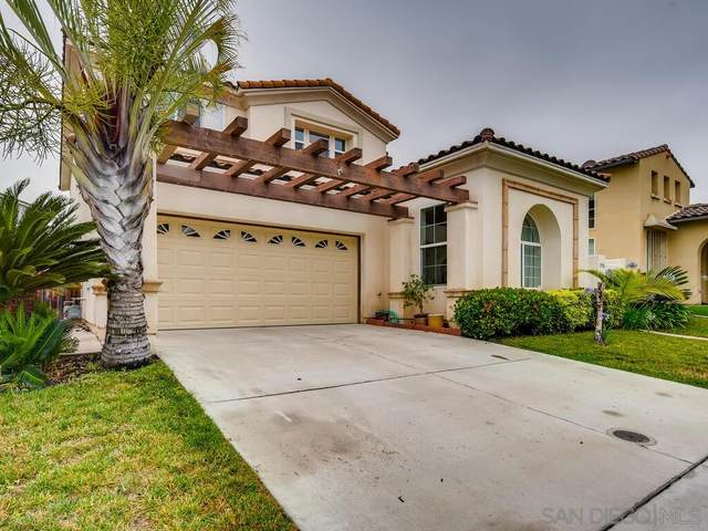 1556 Picket Fence Dr, Chula Vista, CA 91915 (#210001273) :: Team Sage
