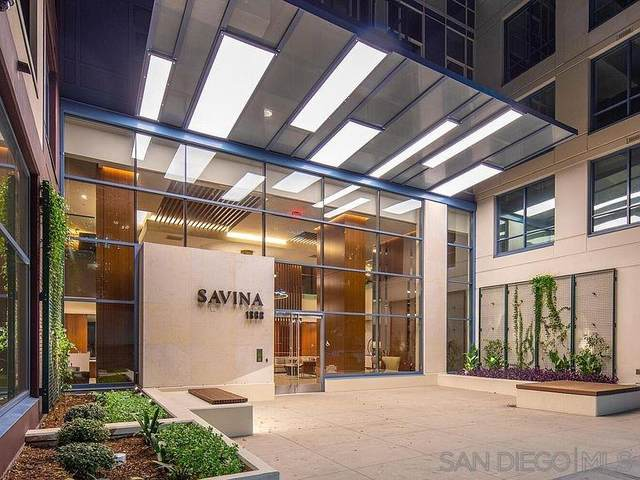 1388 Kettner Blvd #2205, San Diego, CA 92101 (#210001344) :: Team Sage