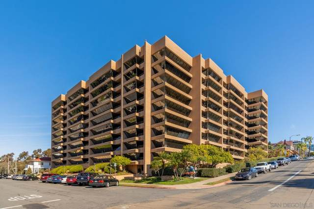 230 W Laurel #506, San Diego, CA 92101 (#210001380) :: PURE Real Estate Group