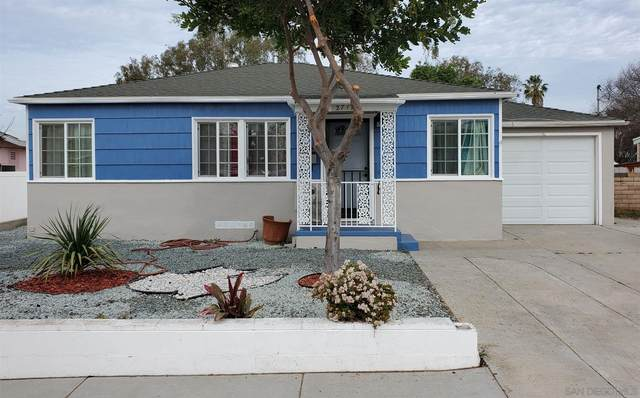 2711 E 14th St, National City, CA 91950 (#210001534) :: PURE Real Estate Group