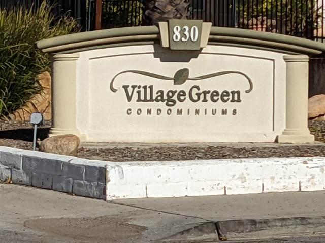 830 W Lincoln Ave #266, Escondido, CA 92026 (#210001570) :: PURE Real Estate Group