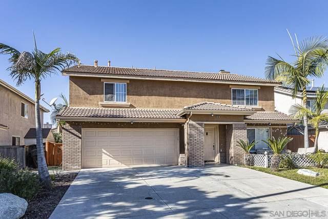 1314 Whitaker Ave, Chula Vista, CA 91911 (#210001575) :: Keller Williams - Triolo Realty Group