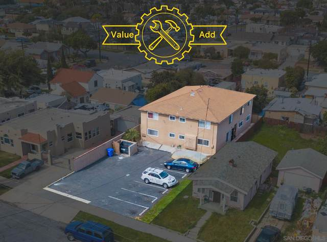 1121 E E 6Th St, National City, CA 91950 (#210001584) :: PURE Real Estate Group
