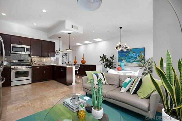 4046 Centre St. #3, San Diego, CA 92103 (#210001585) :: Dannecker & Associates