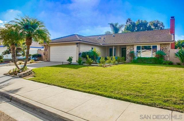 724 Oakbranch Drive, Encinitas, CA 92024 (#210001615) :: PURE Real Estate Group