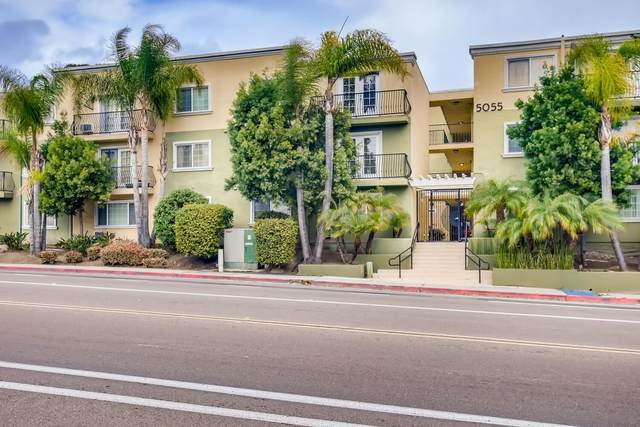 5055 Collwood Blvd #302, San Diego, CA 92115 (#210001625) :: Team Forss Realty Group