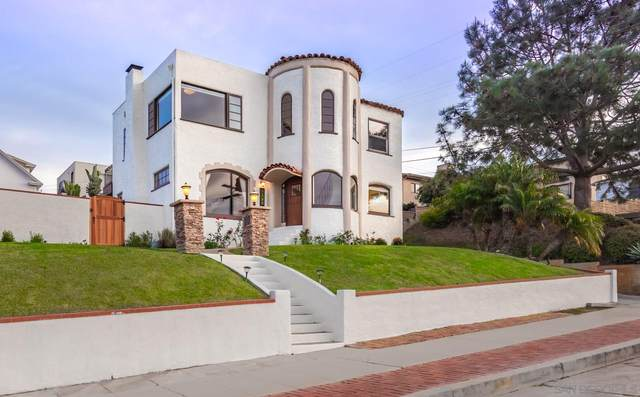 2075 Guizot, San Diego, CA 92107 (#210001662) :: Yarbrough Group