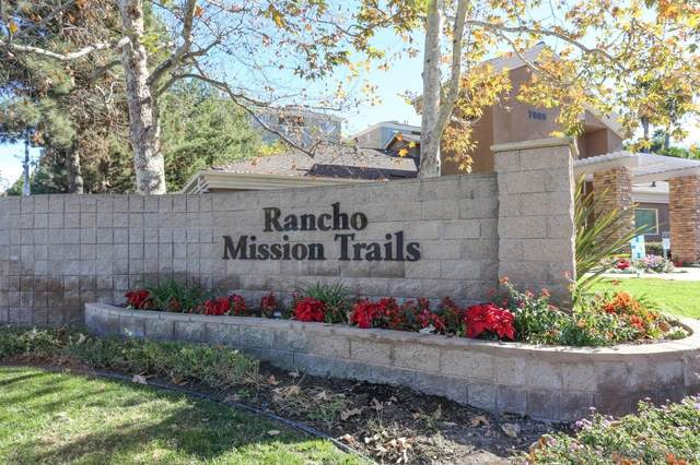 7647 Mission Gorge Rd #4, San Diego, CA 92120 (#210001681) :: Neuman & Neuman Real Estate Inc.