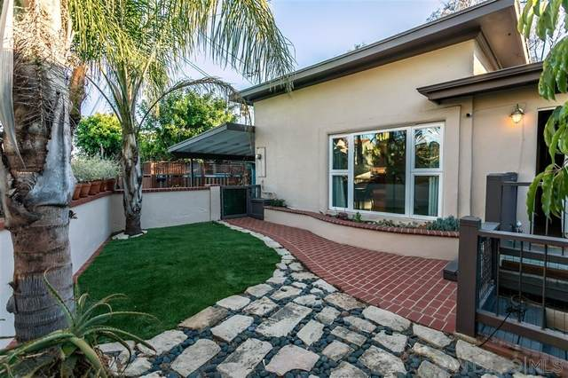 3678 Herbert Street, San Diego, CA 92103 (#210001689) :: Compass