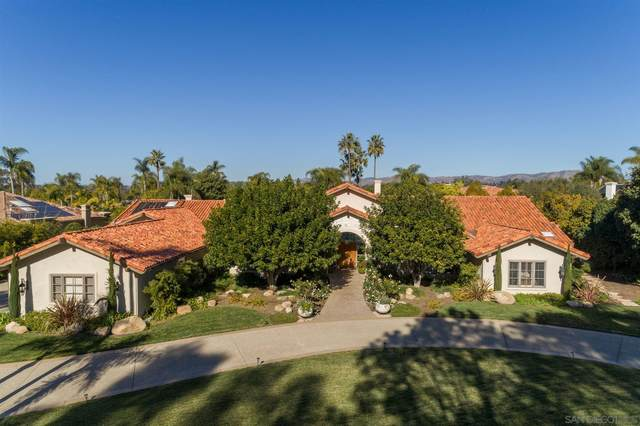 16364 Via Cazadero, Rancho Santa Fe, CA 92067 (#210001733) :: Compass