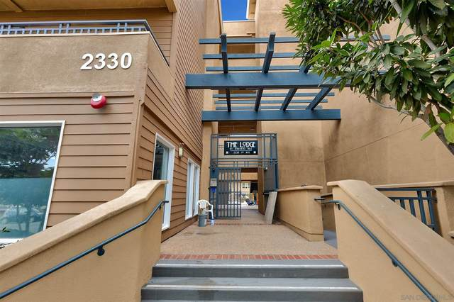 2330 1st Ave #314, San Diego, CA 92101 (#210001752) :: Team Forss Realty Group