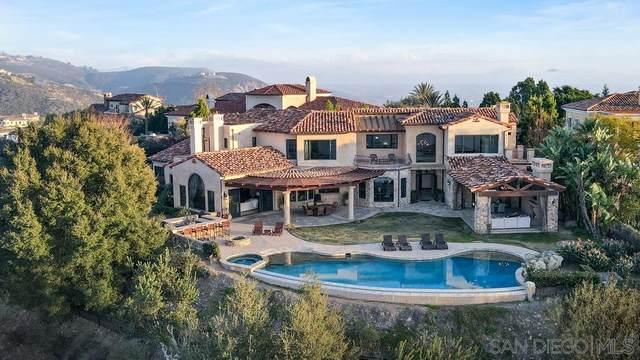 8044 Camino De Arriba, Rancho Santa Fe, CA 92067 (#210001754) :: Compass