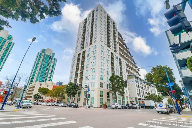 1240 India St #2204, San Diego, CA 92101 (#210001779) :: Team Forss Realty Group