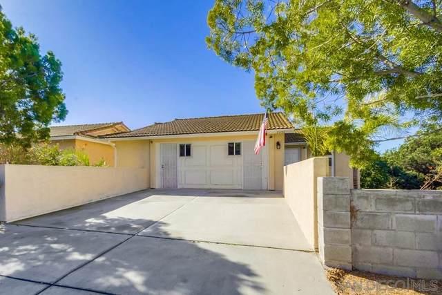 2330 Newell St, National City, CA 91950 (#210001819) :: Dannecker & Associates