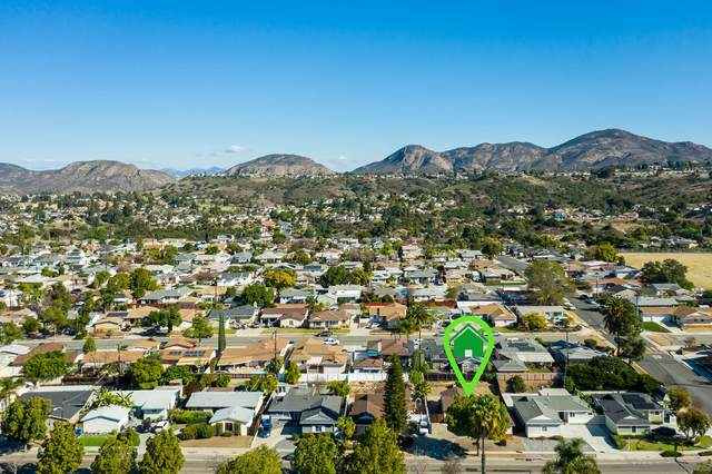 5572 Waring, San Diego, CA 92120 (#210001830) :: Neuman & Neuman Real Estate Inc.