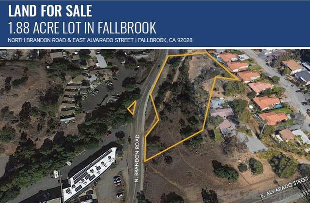 Alvarado St #1, Fallbrook, CA 92028 (#210001842) :: Neuman & Neuman Real Estate Inc.