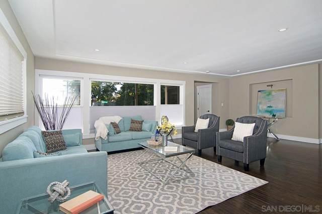 2834 Hawthorn St, San Diego, CA 92104 (#210001906) :: Dannecker & Associates