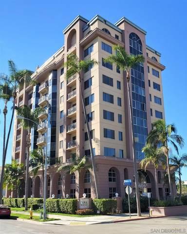 3060 6th #28, San Diego, CA 92103 (#210001916) :: Yarbrough Group